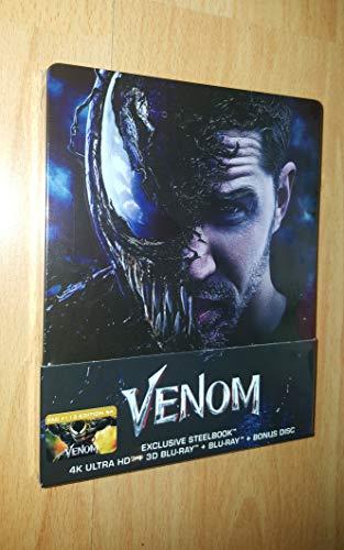 Venom FAC #113 4K UHD 3D Limited 4 Disc Steelbook