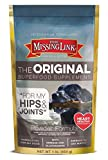 The Missing Link Original All Natural Superfood Dog Supplement- Balanced Omega 3 & 6 Plus Glucosamine to support Mobility and Digestive Health - Hip & Joint Formula - 1 lb.