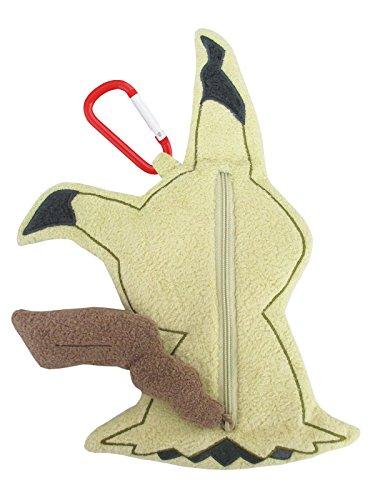 三英貿易 ポケットモンスター ぬいぐるみ PZ31 ぺたふわポーチ ミミッキュ おもちゃ