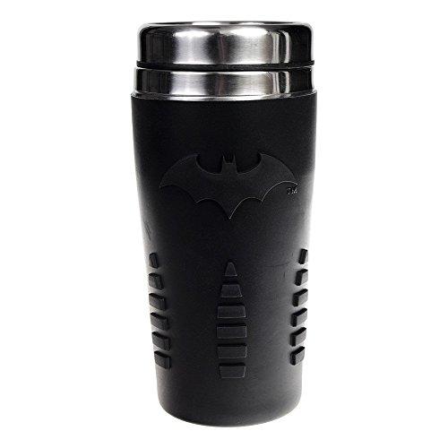 Batman Kaffeebecher - Thermobecher Becher Edelstahl Kaffeetasse - Thermobecher