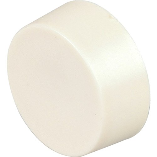 Ivory Line Volt Thermostat Knob - Use with Our White Single or Double Pole Cover for Old Style S22 D22