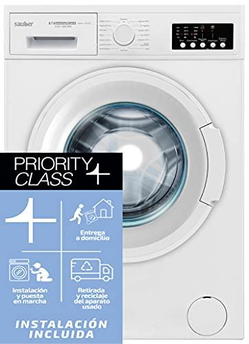 lavadoras baratas 10kg lg Marca SAUBER