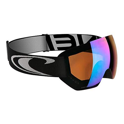O'Neill Snow Goggles Core | Schwarz | Ski & Snowboard Brille | Hochwertige Qualität