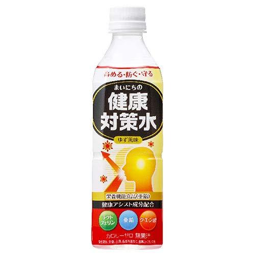 赤穂化成 まいにちの健康対策水 500mlペットボトル×24本入×(2ケース)