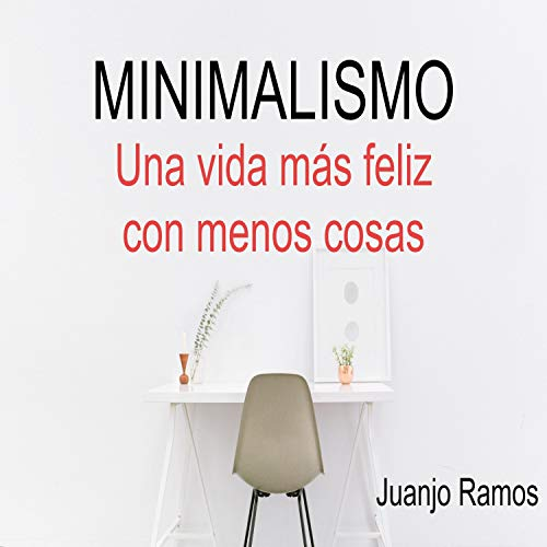 Diseño de la portada del título Minimalismo
