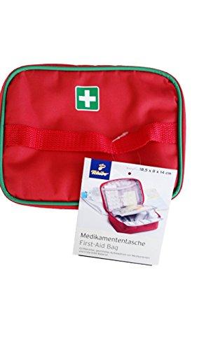 Tchibo TCM Medikamententasche Erste Hilfe Tasche Aufbewahrung von Medizin
