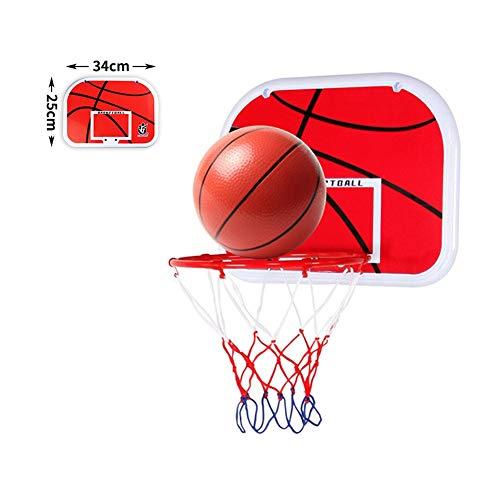 Balai Hängender Basketballkorb, Innenkorb für Tür | Mini-Basketballbrett | Familienkorb Kinderspiel Basketballspielzeug-Set