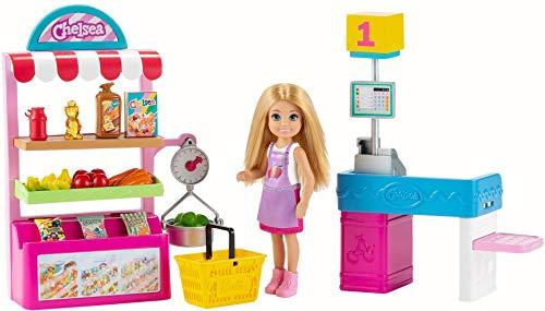 Barbie- Chelsea Supermarket (Mattel GTN67)