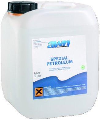 AWN 5 Liter Kanister Spezialpetroleum Petroleum geruchsarm
