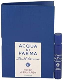 Acqua Di Parma Blu Mediterraneo Chinotto Di Liguria Eau De Toilette Sample Vial, 0.04 Oz