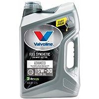 Deals on Valvoline SynPower 5W-30 Full Synthetic Motor Oil 5 qt