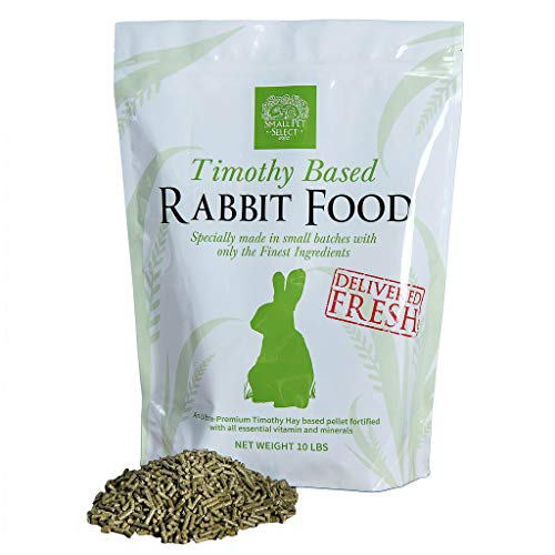 Small Pet Select Rabbit Food Pellets, 10-Pound