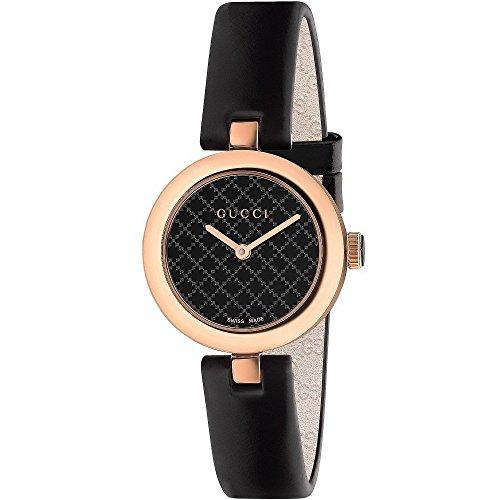 Reloj Gucci YA141501 Negro Acero Mujer