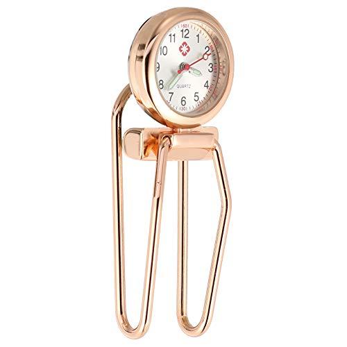 Stijlvolle horlogebenodigdheden - Reloj de Enfermera Reloj Colgante Duradero Reloj Colgante médico para Trabajo de Enfermera