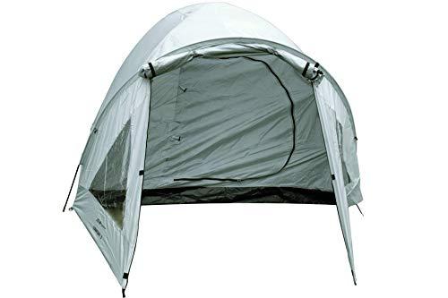 Royalbeach Iglu-Doppeldach-Zelt | für 2-3 Personen | Leichter Aufbau durch Clip-System | Wassersäule 2000 mm | Moskitonetz