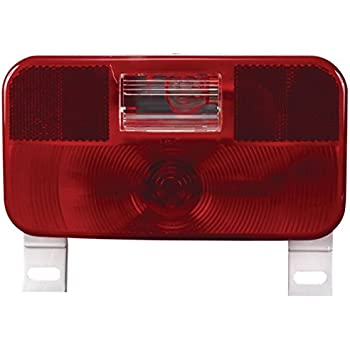 Optronics (RV-ST56P RV Stop/Turn/Tail Light with Back-Up Light