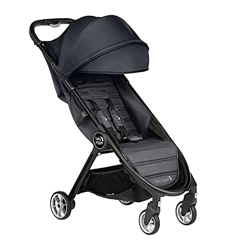 Baby Jogger City Tour2 - Cochecito compacto, ligero antracita