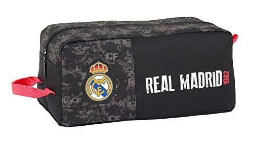 Real Madrid CF Bolso Zapatillas zapatillero 34 cm