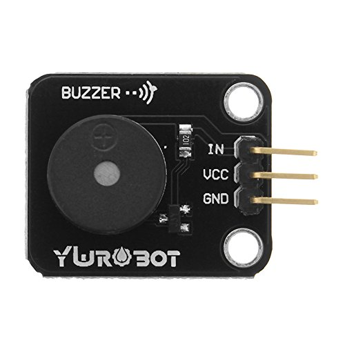 ILS Active Buzzer Módulo 5 V Digital Level Electronic Building Blocks para Arduino