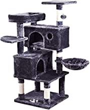 MQ Multi-Level Cat Tree Condo, Activity Centre Cat Play Tower Furniture 49