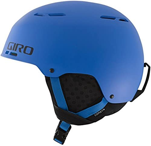 Giro Combyn Snow Helmet - Men's Matte Blau Medium by Giro