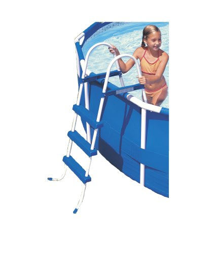 Intex 12-58973 - Escalera sin Plataforma para Piscinas de 107 cm de Altura