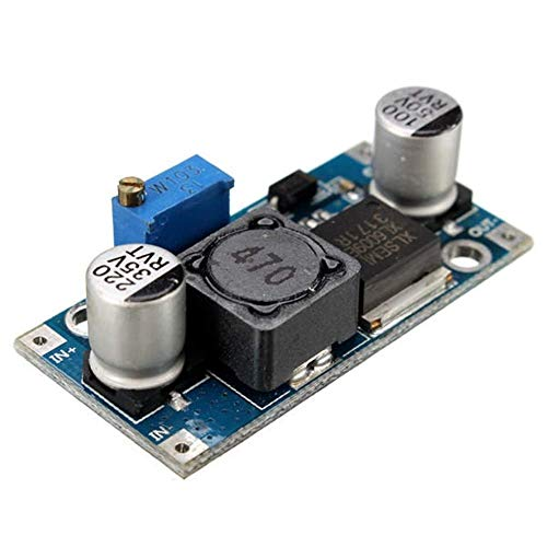 L-YINGZON 4A XL6009E1 DC-DC Adjustable Step Up Boost Converter Power Supply High Efficiency Module Accessories Module Receivers