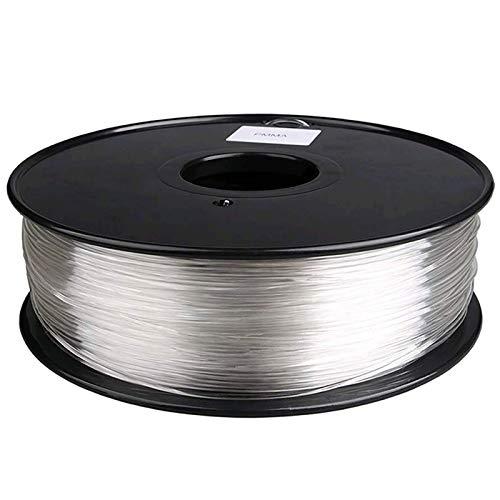 Hello 3D printing filament, PMMA acrylic filament, 1.75mm printing filament, for 3D printer