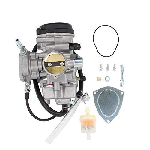MOTOKU Carburetor Carb for Bruin Big Bear Wolverine Kodiak Grizzly 250 350 400 450 YFM 4x4 ATV
