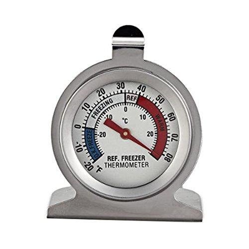Küche Thermometer Edelstahl Zifferblatt für Kühlschrank Kühlschrank neue bewegliche Traditionelle Gefrierschrank
