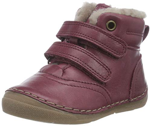 Froddo Madchen G2110087 Girls Ankle Boot, Bordeaux, 22 EU