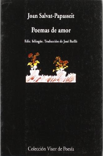 Poemas de amor: 182 (Visor de Poesía)