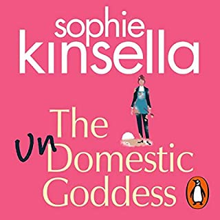 The Undomestic Goddess cover art