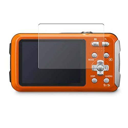 Vaxson 3 Stück Schutzfolie, kompatibel mit Panasonic Lumix DMC-FT30, Displayschutzfolie TPU Folie [ nicht Panzerglas ]