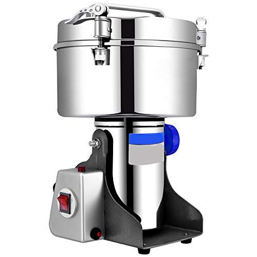 4500G Elektrische Chinesische Kräutermedizin Mühle Notoginseng Pulvermühle Kommerzielle Ultrafeinen Mahlwerk Apotheke Pulver Maschine