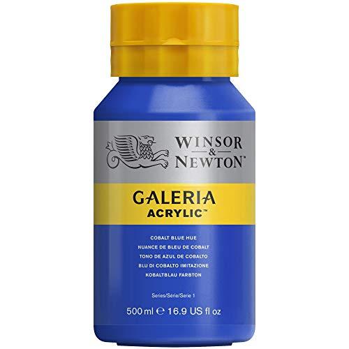 Winsor & Newton Galeria Colore Acrilico 500ml - Blu Di Cobalto Imitazione