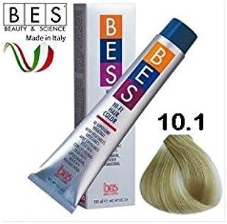 BES, Hi-Fi Color ML 10.1 Rubio Platino ceniza: Amazon.es: Belleza