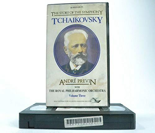 The Story of the Symphony Volume 3 -Tchaikovsky - Symphony No 6 [VHS]