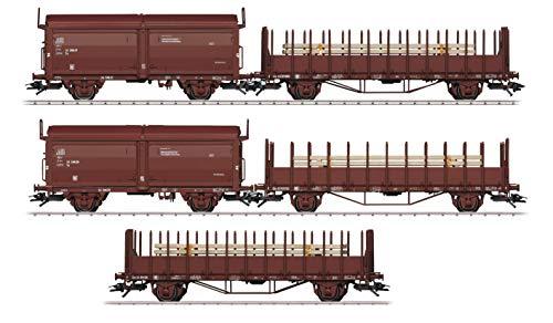 Märklin 47733 Set de 5 wagons de marchandises de la SJ H0