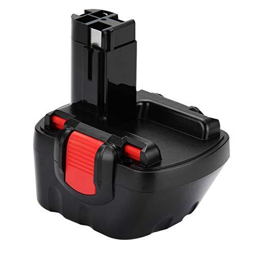Joiry 12V 3.5Ah Ni-MH Ersatzakku für Bosch BAT043 BAT045 BAT120 BAT139 2607335542 2607335526 2607335274 2607335709 GSR 12-2 12VE-2 PSR 12 GSB 12VE-2 22612 23612 32612 (12v)
