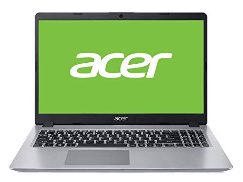 "Acer Aspire 5 | A515-52G-73ML - Ordenador portátil 15.6"" Full HD LED (Intel Core i7-8565U, 8 GB de RAM, 128 GB SSD + 1 TB HDD, Nvidia MX130 2 GB, Windows 10 Home) Silver - Teclado QWERTY Español"