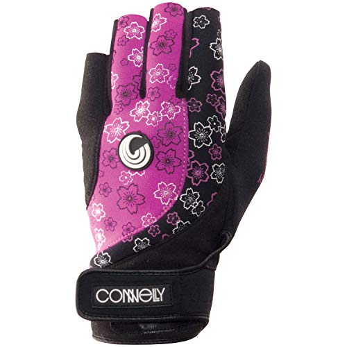 CWB Connelly Women's Waterski Tour Gloves, Purple, Small