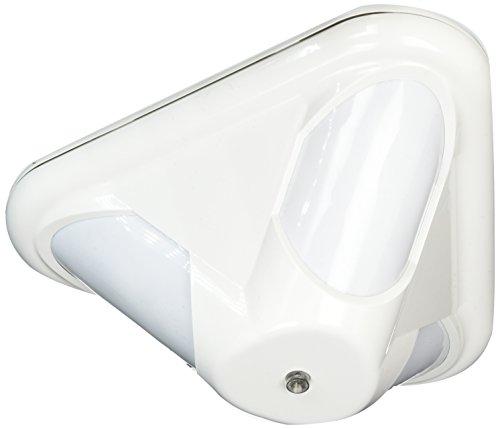 Bosch DS939 - Sensor de Movimiento (Alámbrico, 7,6m, 12 mA, 9-15V, 3W, 89 x 89 x 178 mm) Color Blanco