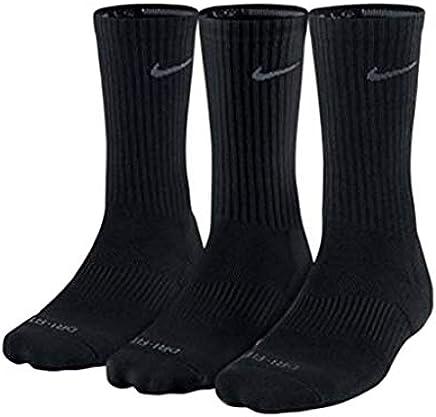 Nike Unisex Dry Cushion Crew Training Sock (3 Pair)