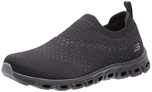Skechers Glide-Step Oh So Soft, Zapatillas Mujer, BBK, 37 EU