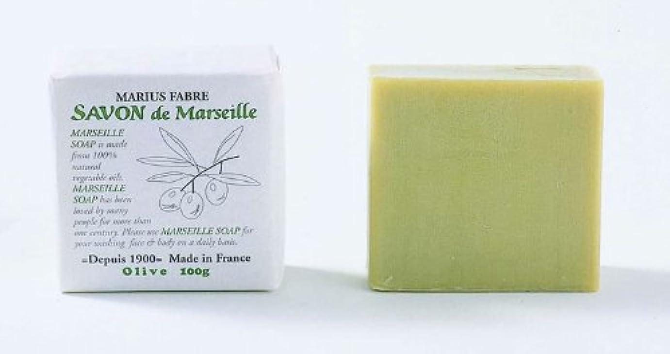 なぞらえる自分の国際サボン ド マルセイユ オリーブ 100g