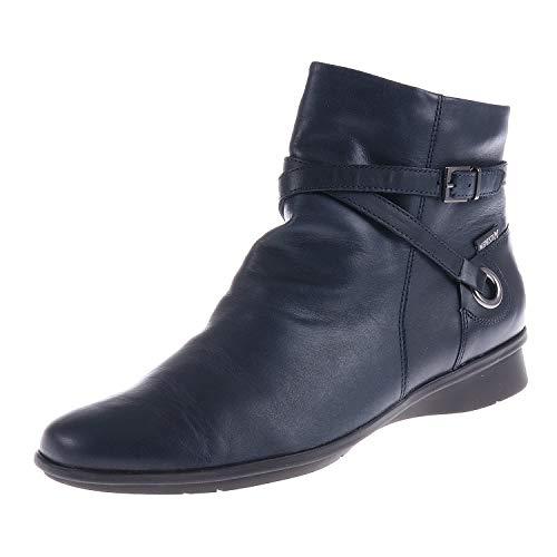 Mephisto damesschoenen laarzen Sarina Navy S236