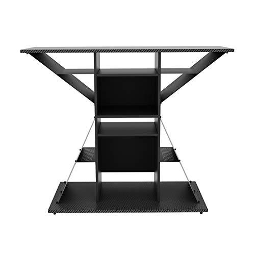 Atlantic Phoenix Gaming Hub/TV Stand - Fits up to a 42 inch TV PN 45535885B