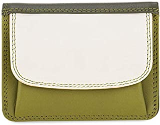 mywalit Women's Small Tri-Fold Wallet Green