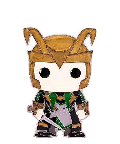 Popsplanet Funko Pop! Pin – Marvel – Loki Pin #04